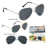 Aviator Custom Sunglasses