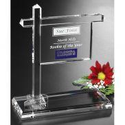 Real Estate Sign Engraved Award -  7-1/2 in.