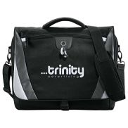 "Slope Promotional Laptop Bag- 12"" x 17"" x 3.5"""