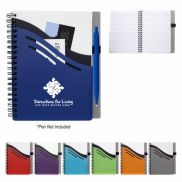 Double Dip Spiral Notebook