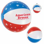 """USA Beach Ball - 16"""""""