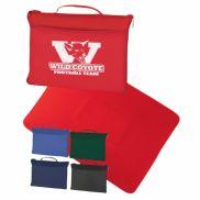Fleece Travel Custom Blanket