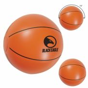"Basketball Beach Ball - 16"""