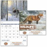 Wildlife Canvas Calendar