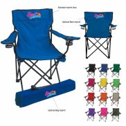 Folding Promotional Chair with Carrying Bag