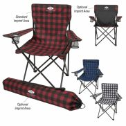 Northwoods Folding Chair With Carrying Bag