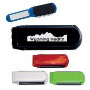 Kwik-Fix Folding Brush with Mirror