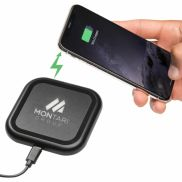 Radiant Light Up Logo Wireless Charging Pad