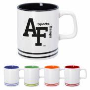 Lacrosse Ceramic Mug - 10 oz.