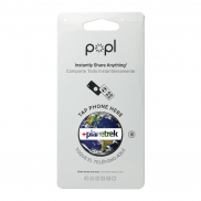 Popl Digital Business Card Phone Tag