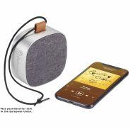 Tahoe Metal & Fabric Waterproof Bluetooth Speaker