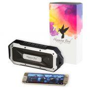 Boulder Bluetooth Speaker with Custom Wrap Packaging