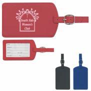 Adjustable PVC Luggage Tag