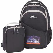 High Sierra Backpack w/ Lunch Cooler