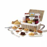 Gourmet Delights Keepsake Basket