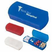 Pill Box/Bandage Dispenser