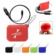 Access Tech Pouch & Charging Cable Kit
