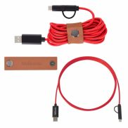 10 Foot Charging Cable & Snap Wrap Kit