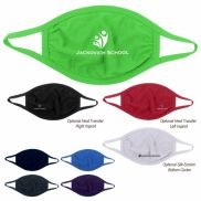 Youth 2-Ply Reusable Cotton Face Mask