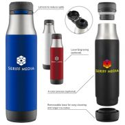 Zulu Ace Vacuum Stainless Bottle - 24 oz.