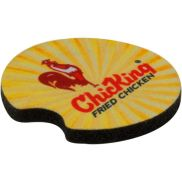 Full Color Auto Cup Holder Coaster