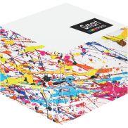 """3"""" x 3"""" Adhesive Notepad Cube - 550 Sheets"""