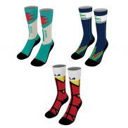 """18"""" Dye Sublimated Socks"""