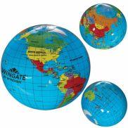 "Global Beach Ball - 14"""
