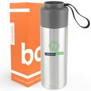 Double Wall Stainless Bottle - 18 oz.