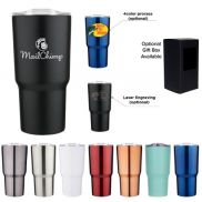 Chimp Double Wall Stainless Vacuum Tumbler - 20 oz.