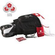Deluxe Shoe Bag Golf Kit