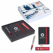 Journal, Power Bank & Pen Gift Set