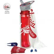 Hydrate Bottle Golf Kit