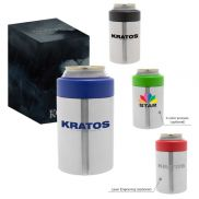 Kratos Double Wall Stainless Can Cooler