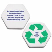 Recycle Symbol Stress Reliever