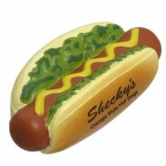 Hot Dog Stress Reliever