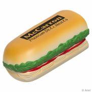 Sub Sandwich Stress Reliever