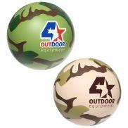 Camouflage Stress Ball