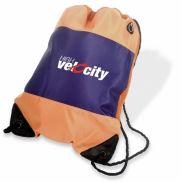 "Microfiber Promotional Cinch Bag - 14"" x 17.5"""