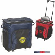Diamond Collection Rolling Cooler