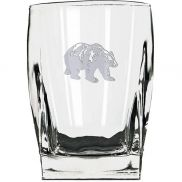 Heritage Whisky Glasses w/ Deep Etch