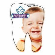 Tooth Shaped Magnet