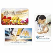 BIC 20 Mil Jumbo 4-Color Process Business Card Magnet