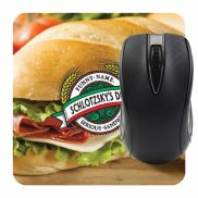 """6"""" Dye Sublimated Computer Mouse Pad"""