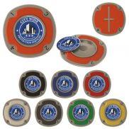 Pitchfix Multi Golf Ball Marker Chip