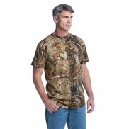 Russell Athletic Realtree Explorer 100% Cotton T-Shirt