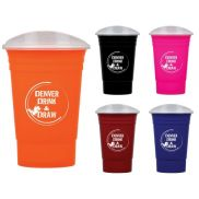 16 oz. Party Cup with Lid