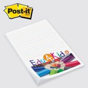 """Post-it Notes 4"""" x 6"""" - 50 Sheets"""
