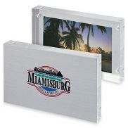 """4"""" x 6"""" Frameless Promotional Picture Frame"""