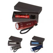 Pocket 9 LED Torch Flashlight